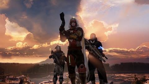 Tráiler oficial del lanzamiento de Destiny ES