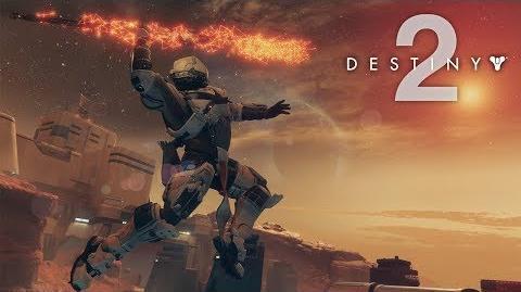 Destiny 2 - Erweiterung II Kriegsgeist-Start-Trailer DE