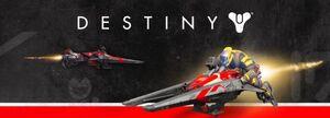 初回生産生産封入特典の一部として『Destiny』に同梱される高性能エアバイクの「スパロー」