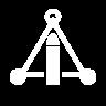 Triple impacto ventaja icono
