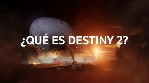 """Surgirán nuevas leyendas Destiny 2 tráiler oficial """"¿Qué es Destiny 2?"""" ES"""