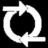 Devolver al remitente ventaja icono