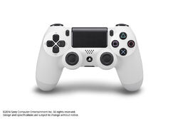 WhitePS4 Controller