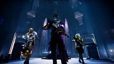 Destiny La profunda oscuridad
