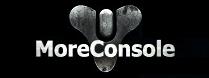 MoreConsole Logo