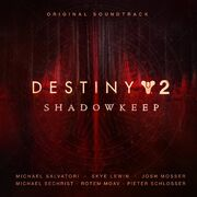 D2 Shadowkeep OST cover