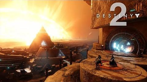 Destiny 2 – Erweiterung I Fluch des Osiris - Start-Trailer DE