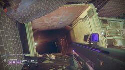 Destiny 2 死肉の穴の入り口