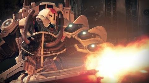 Tráiler oficial de la beta de Destiny