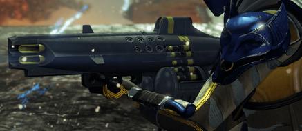 Nadir-machine-gun
