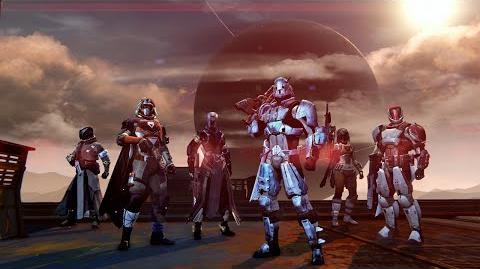 Modo multijugador competitivo de Destiny