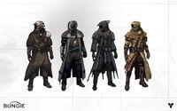 Warlock Armors