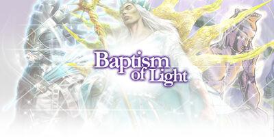 Baptism of Light