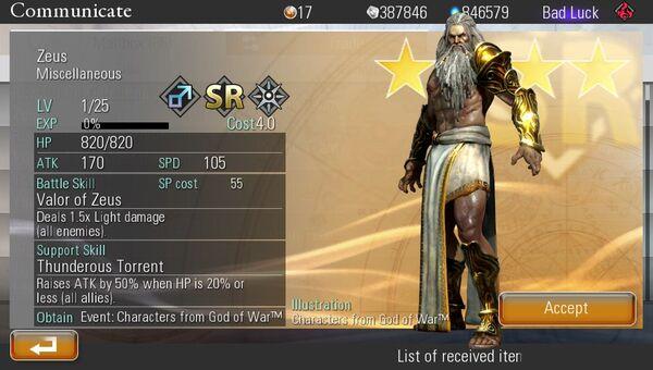Zeus (Event)