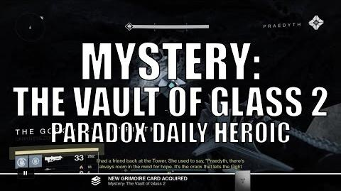 "Destiny - New Dead Ghost ""Mystery The Vault of Glass 2"""