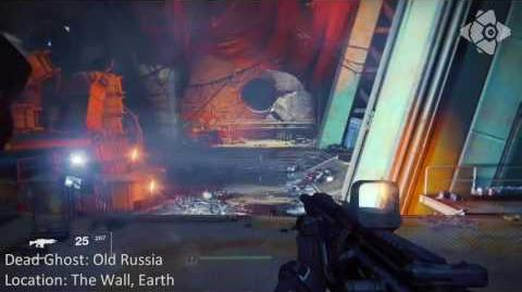 Destiny Wiki Dead Ghost Location - Old Russia