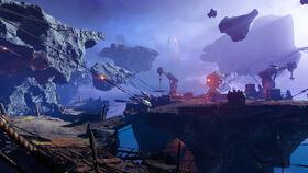 Tangled Shore - Forsaken - Destiny 2