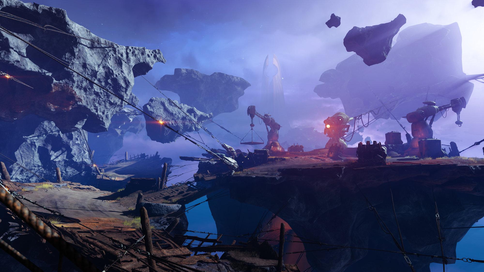 destiny 2 forsaken tangled shore ile ilgili görsel sonucu