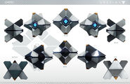 Destiny Ghost Character Sheet