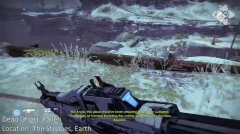 Destiny Wiki Dead Ghost Location - Fallen