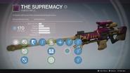 TTK The Supremacy Overlay XBOX
