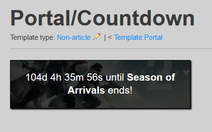 Template Portal Countdown Destiny Wiki