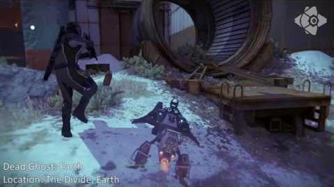 Destiny Wiki Dead Ghost Location - Earth