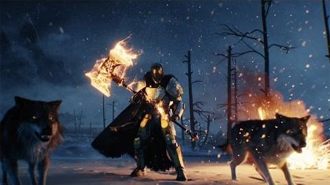 Official Destiny Rise of Iron Reveal Trailer