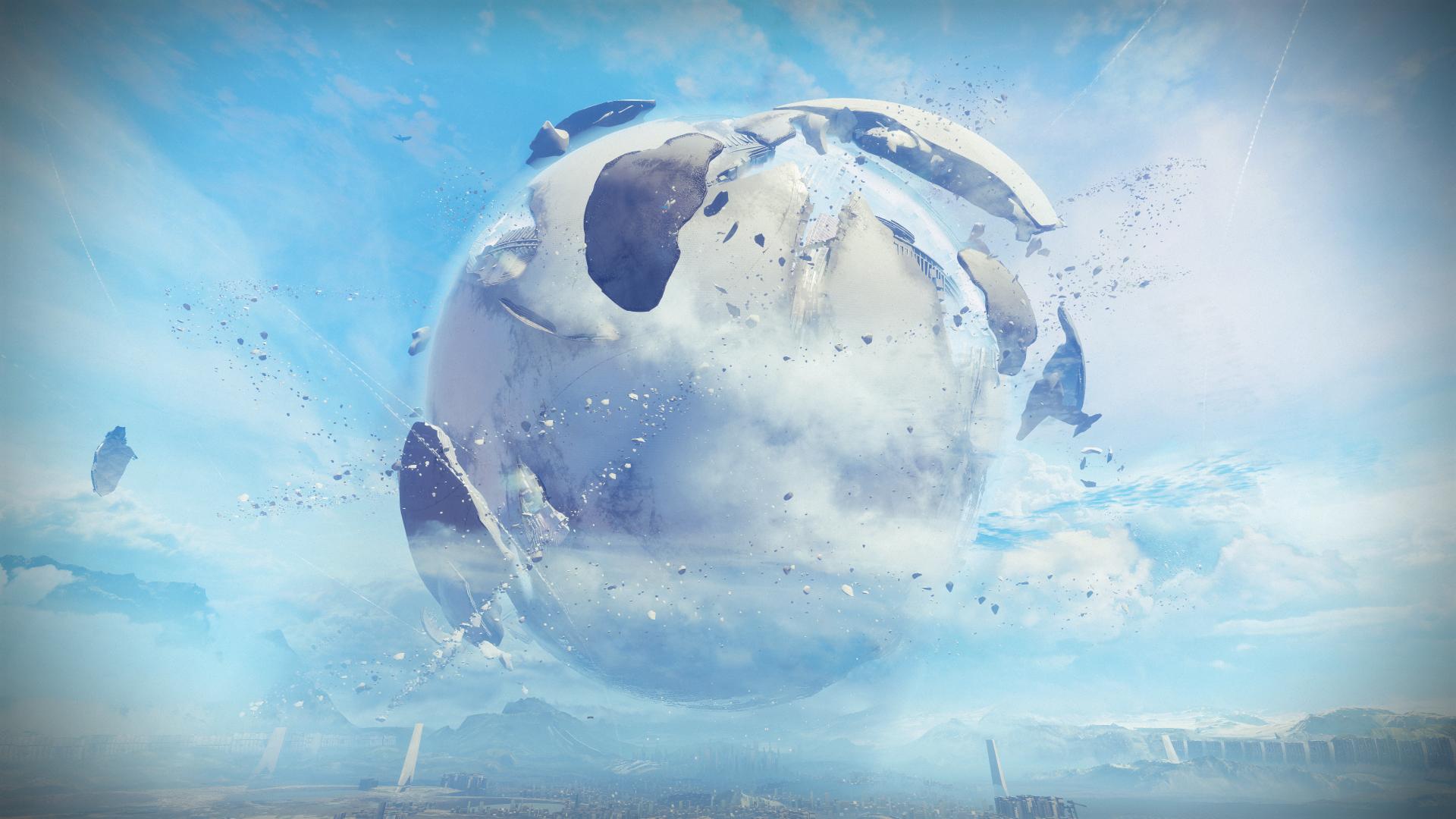 The Traveler Destiny Wiki Fandom Powered By Wikia
