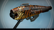 Dragon's Breath Ornament Tigershark