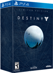 Destiny Limited Edition box