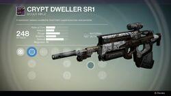 Crypt Dweller SR1