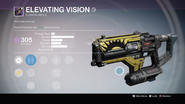 TTK Elevating Vision Overlay
