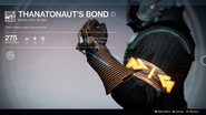 Thanatonaut's Bond UI