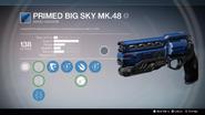 TTK Primed Big Sky Mk.48 Overlay