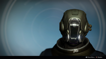 Nemesis Plane IX (Helmet)
