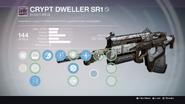 TTK Crypt Dweller SR1 Overlay