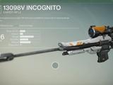 13098v Incognito