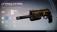 Finnala's Peril UI