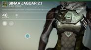 Sinaa Jaguar 2.1 (Chest Armor) Alpha