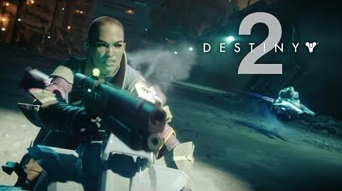 Destiny 2 - Official Launch Trailer