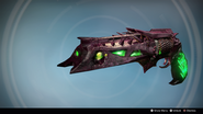 ROI Rose of Corruption Ornament