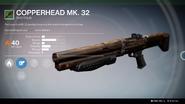 Copperhead Mk. 32 UI