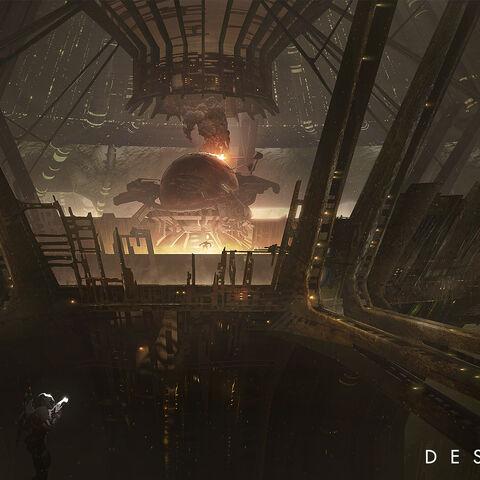 ヘルマウスの要塞