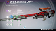 TTK Subtle Nudge DN7 Overlay
