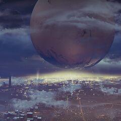 トラベラーの夜景