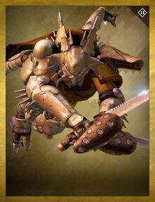 Vekis, King Baron Grimoire Card