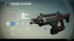 Prism Schism