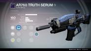 AR760 Truth Serum