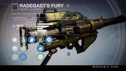 Radegast's Fury UI